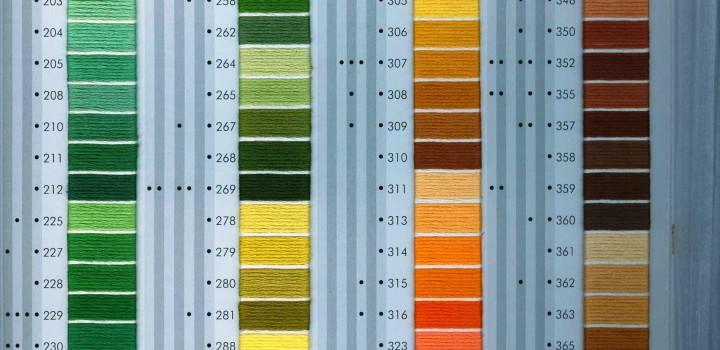 Thread charts