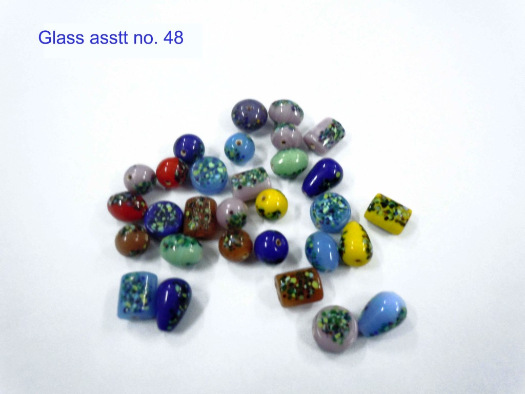 Glass asstt no. 48