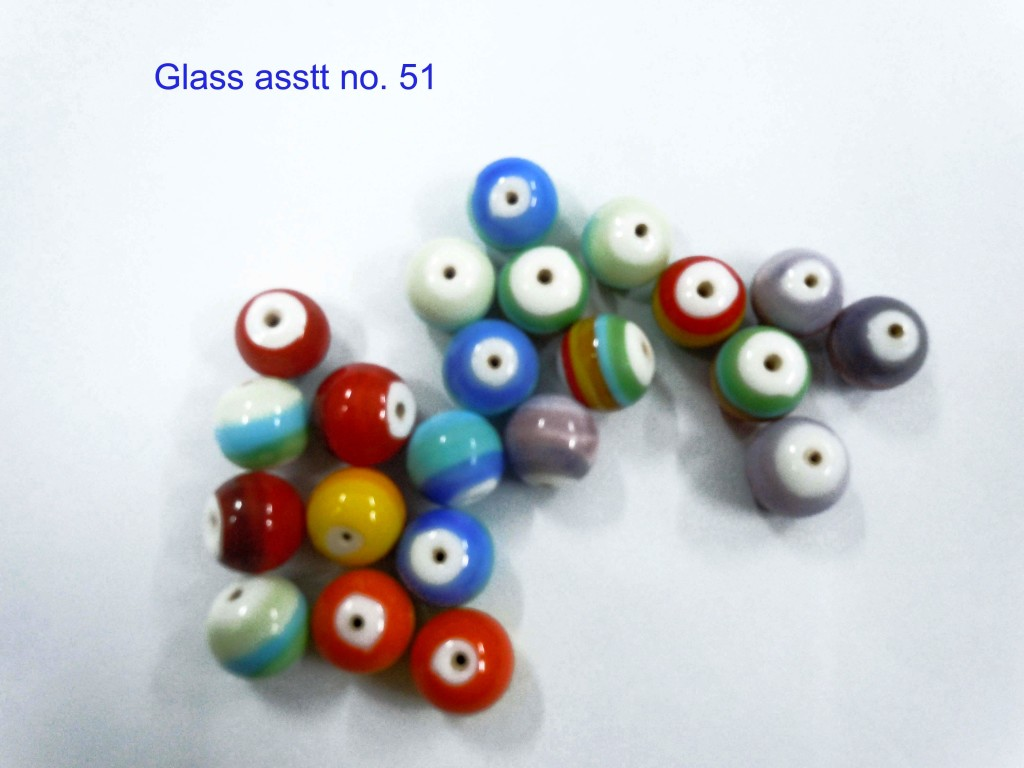 Glass asstt no. 51