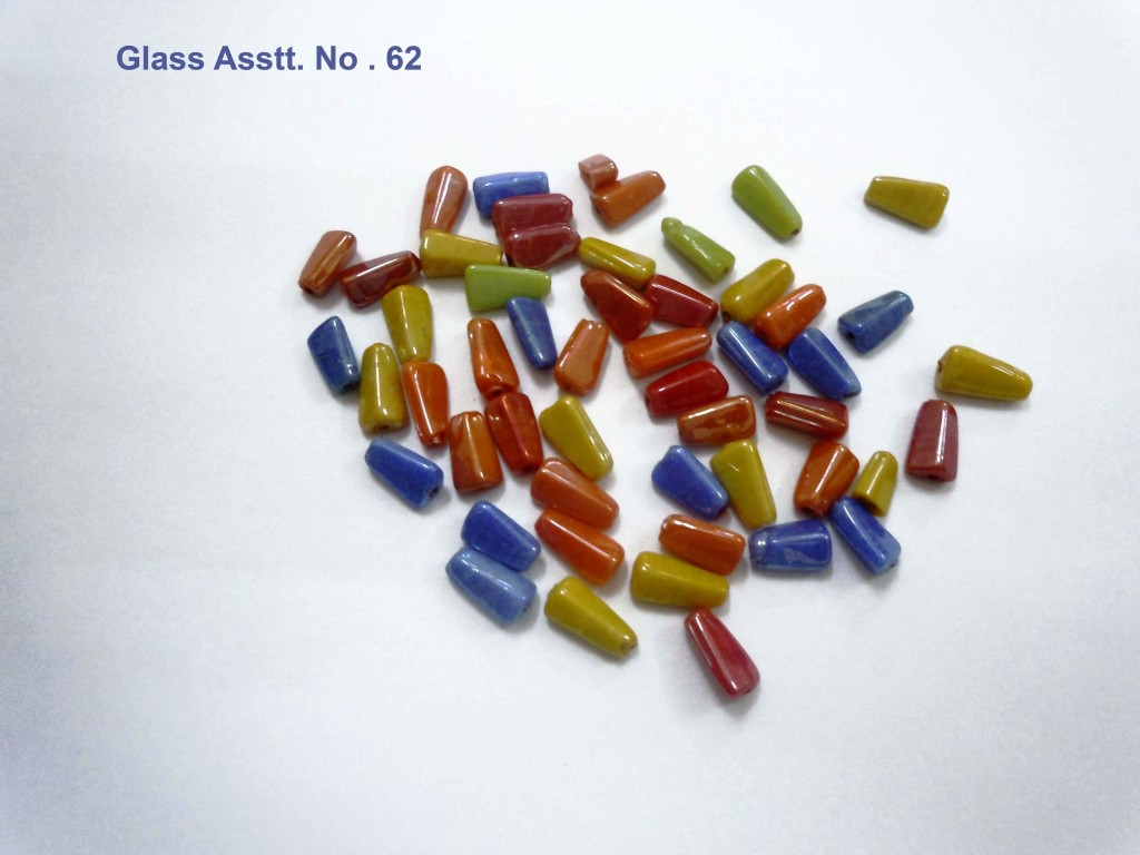 Glass asstt.no 62