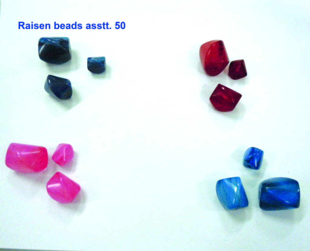 Raisen beads astt no